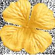 Summer Daydreams - Yellow Craft Flower