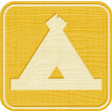 Outdoor Adventures - Recreational Icon Woodchips - Campgrounds
