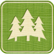 Outdoor Adventures - Recreational Icon Woodchips - Forest