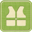 Outdoor Adventures - Recreational Icon Woodchips - Lifejacket