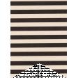 Spookalicious - Blacks & White Striped Tag