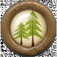 Outdoor Adventures - Wood Flair - Pine Trees