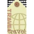 Travel Tag - Footsteps