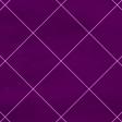 Argyle 20 Paper - Purple