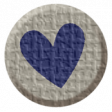 Blue Heart Brad