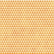 Geometric 23 Paper - Orange & White