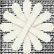 Paper Flower 23 - White
