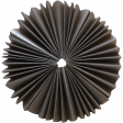 Silver Paper Fan