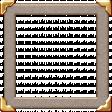 Chipboard Gold Corner Frame