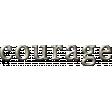 Courage Metal Word Art