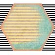Bee Hexagon 04