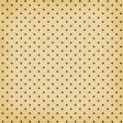 Polka Dots 08 - Yellow & Black