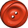Belgium Button - Red