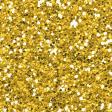 Challenged Glitter - Yellow