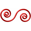 Challenged Fastener 04 - S Swirl