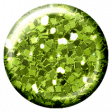 Challenged Brad - Glitter Green