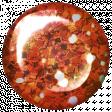 Challenged Brad - Glitter Orange