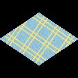 Challenged Sticker 01 - Diamond Plaid