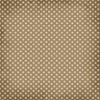 Taiwan Paper - Polka Dots 12 - Brown