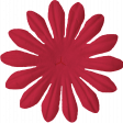 Change Flower - Red