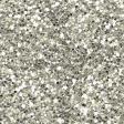 July Fourth Glitter - White