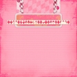 Vietnam Paper Cluster Background - Pink & Diamonds