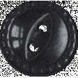 Berlin Button 03 - Black