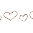 Pretty Things - Hearts Doodle