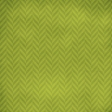Chevron 17 Paper - Green