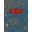 Scout Journal Card - Take A Hike
