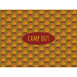 Scout Journal Card - Camp Out