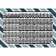 Khaki Scouts Frame 36 - Blue Stripes