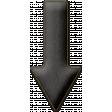 Pencil - Felt Arrow