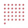 Brighten Up Dates - Red