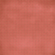 Polka Dots 36 Paper - Red & Brown