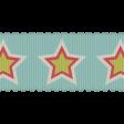 Deck The Halls - Ribbon Stars