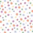 School Days Bold - paper flowers