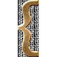 Gold Bracket