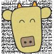 Chinese New Year Zodiac Animal - Ox