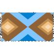 Egypt - Diamond Washi Tape