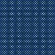 Oceanside - Polka Dot Paper - Navy