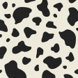 At The Farm - Cow Print Paper