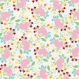 At The Farm - Floral Paper - Multicolor