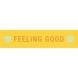 Sunshine & Lemons Label - Feeling Good