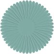Paper Flower 14 - Blue
