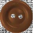 Button 29 - Brown