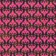 Damask 20 - Pink & Black