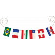 World Cup Bunting Twine C