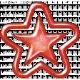 1000 Star - Red