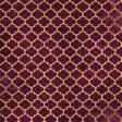 Quatrefoil 06 - Purple